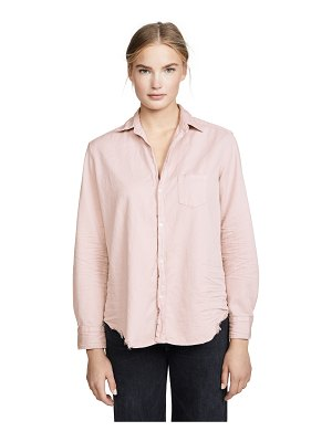 Frank & Eileen eileen denim button down shirt