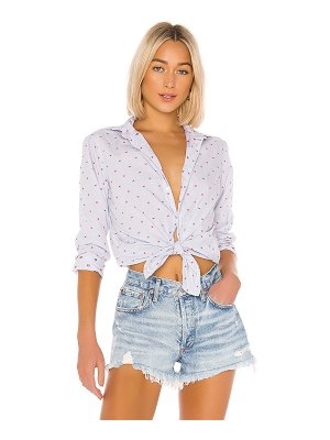 Frank & Eileen frank embroidered button down