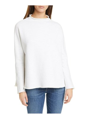 Frank & Eileen funnel neck sweatshirt
