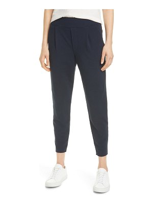 Frank & Eileen pleated jogger pants