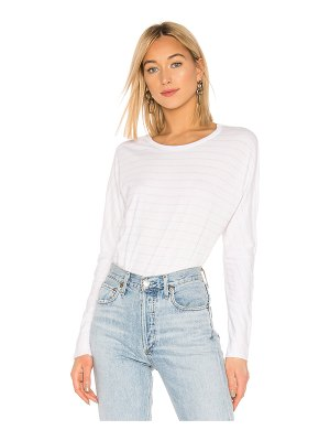 Frank & Eileen tee lab continuous sleeve tee