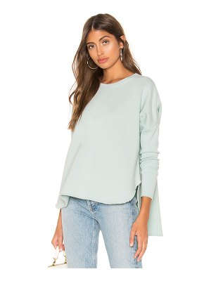 Frank & Eileen tee lab Relaxed Long Sleeve Pullover