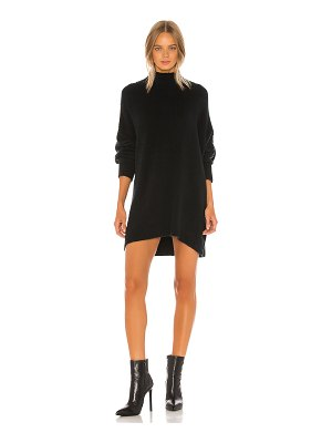 Free People afterglow mock neck sweater dress