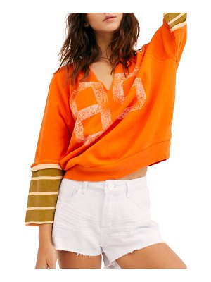 Free People cool day pullover