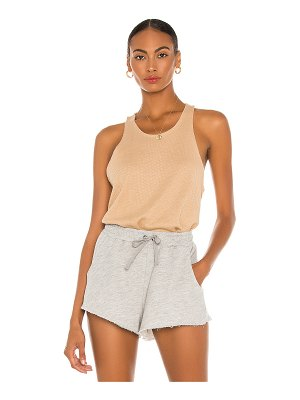Free People cool it tank top
