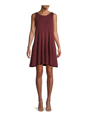 Free People Cotton-Blend A-Line Dress