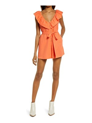 Free People darling romper