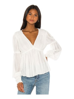 Free People day dreaming top