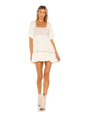 Free People easy to love bubble dress