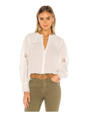 Free People emma button down