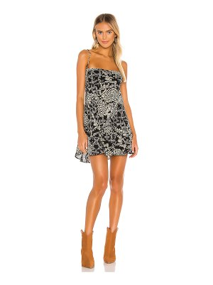 Free People forever fields mini dress