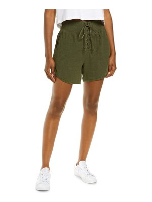 Free People FP Movement can't handle this rib shorts