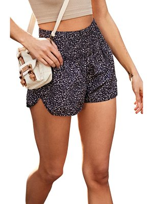 Free People FP Movement free people fp printed way home shorts