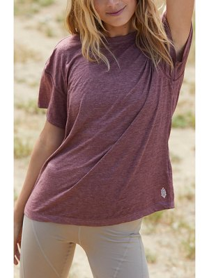 Free People FP Movement keep rolling t-shirt
