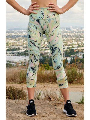 Free People FP Movement lose your marbles leggings