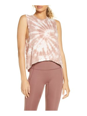 Free People FP Movement love tie dye tank