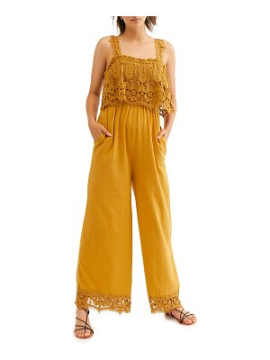 Free People endless summer by  in your dreams jumpsuit