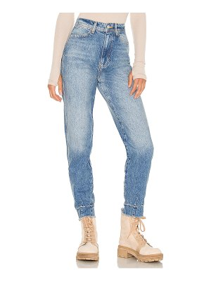 Free People marion high waisted jean