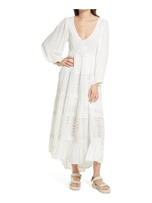Free People mockingbird high/low dress