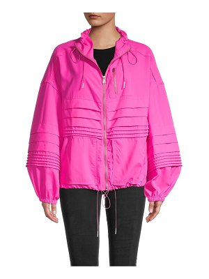 FREE PEOPLE MOVEMENT Check It Out Oversized Windbreaker