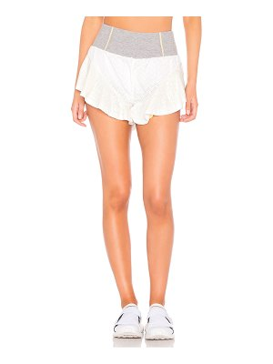 Free People movement rain runner short