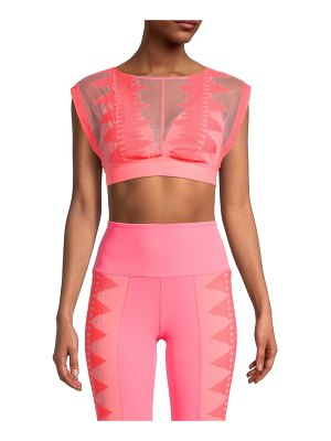 FREE PEOPLE MOVEMENT Riptide Cropped Top