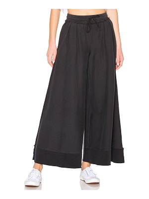 Free People movement rocco wide leg pant