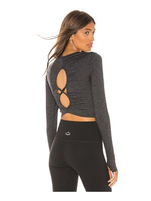 Free People x fp movement swerve long sleeve layer