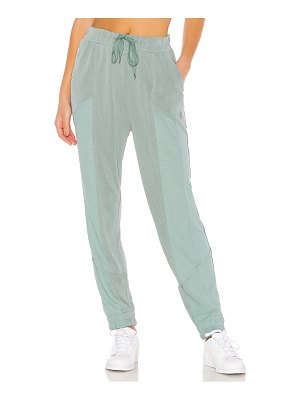 Free People movement trekking out jogger