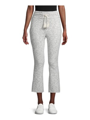 FREE PEOPLE MOVEMENT Wild Side Cropped Flare Jogging Pants