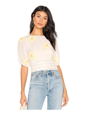 Free People my girl blouse