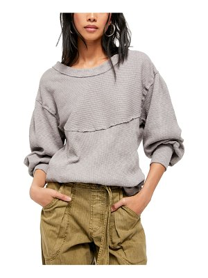 Free People og thermal pullover