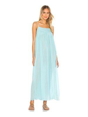 Free People on my own maxi slip dress