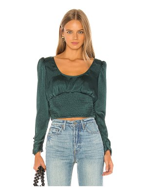 Free People santiago blouse