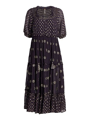 Free People stella maxi dress