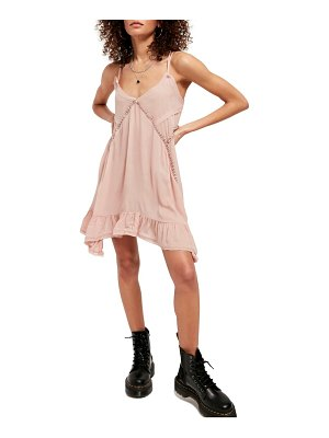 Free People sway with me trapeze tunic dress