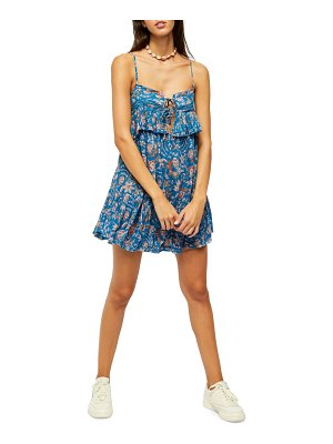 Free People Take Me With You Floral Dress