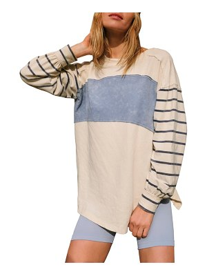 Free People we the free by  awesome long sleeve t-shirt