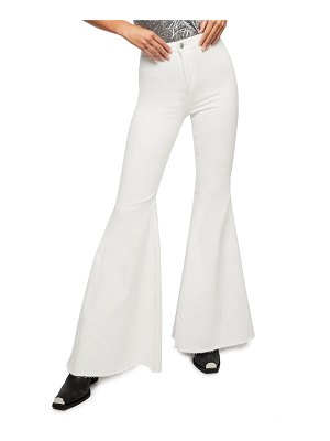 Free People we the free by  just float on high waist flare leg pants