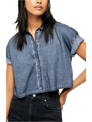 Free People weekend rush top
