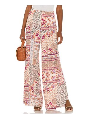 Free People wide open spaces pant