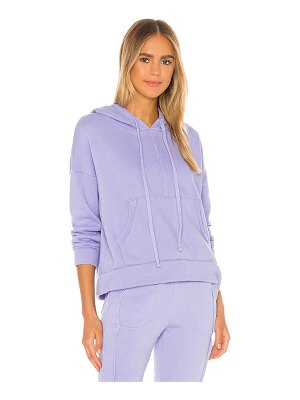Free People work it out hoodie