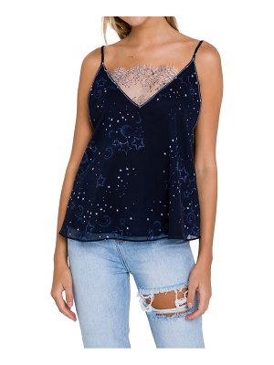 FREE THE ROSES spaced out camisole