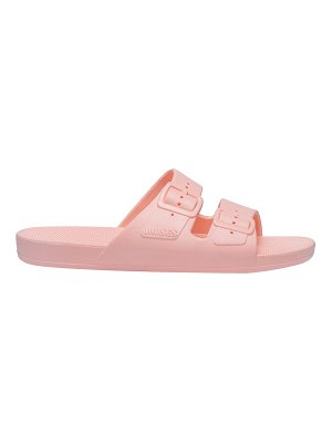 Freedom Moses two-strap slide sandals