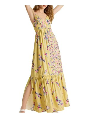 French Connection flores dobby maxi sundress