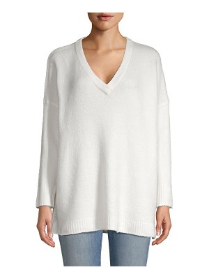 French Connection Flossy V-Neck Sweater