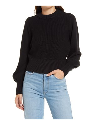 French Connection jamie textured cotton sweater