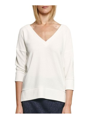 French Connection Spring Dudan Three-Quarter Sleeved Sweater