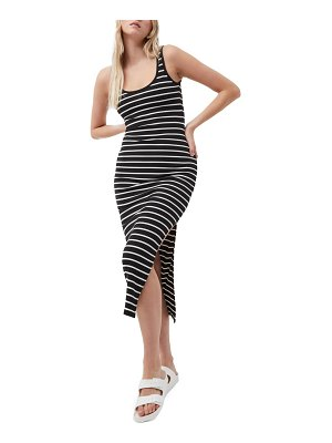 French Connection tommy rib tank dress