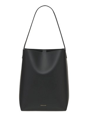 Frenzlauer Mami smooth leather tote bag